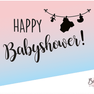 cadeaubon happy babyshower babyspa by precho
